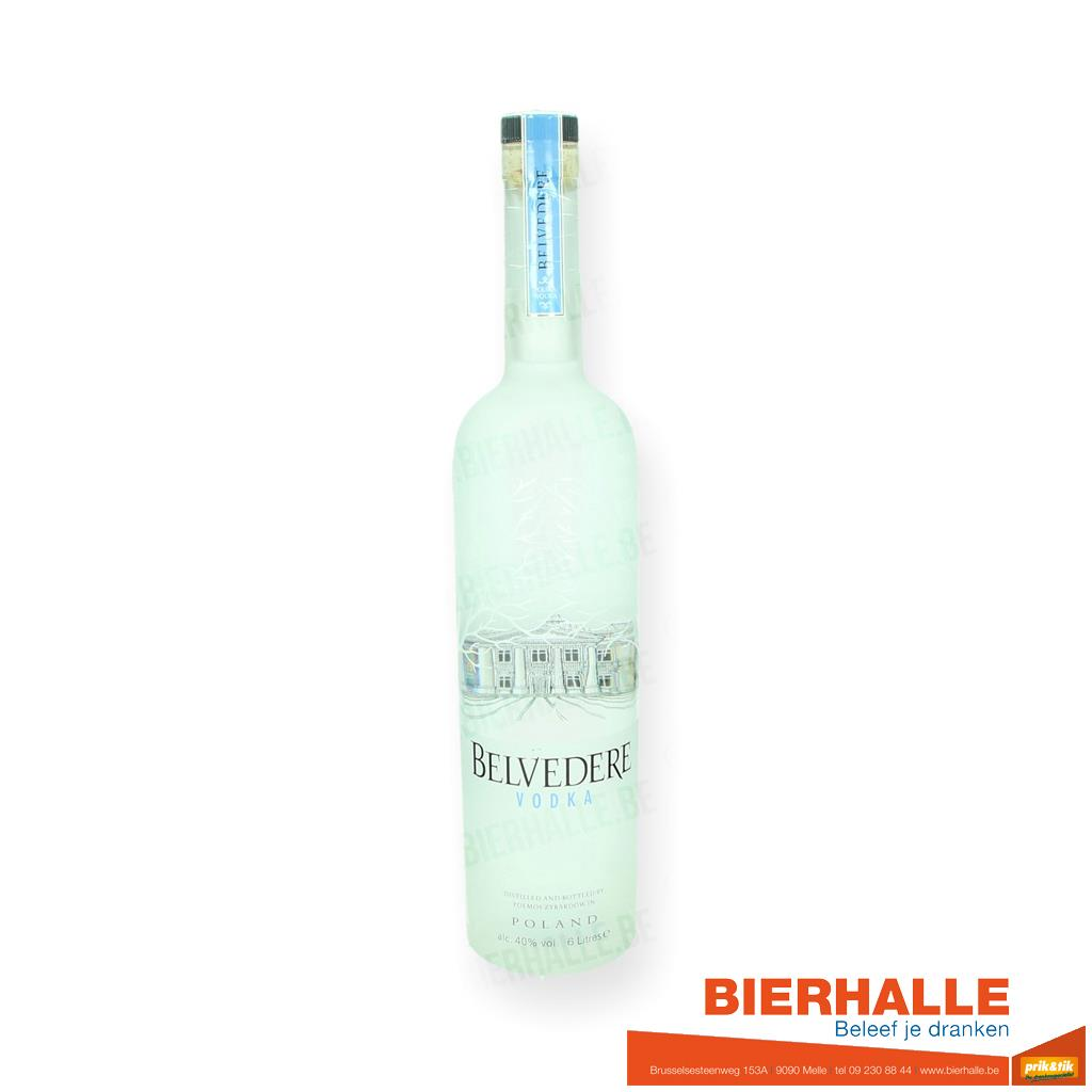 VODKA BELVEDERE 6L PURELIGHT MATHUSALEM