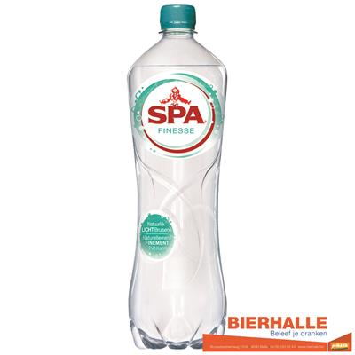 SPA FINESSE 1,25L *PET *LICHT BRUISEND