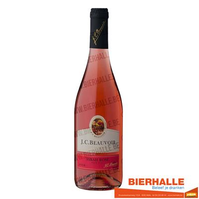 ROSE BEAUVOIR SYRAH 75CL