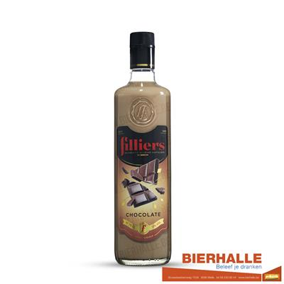 FILLIERS CHOCOLATE 70CL 17%