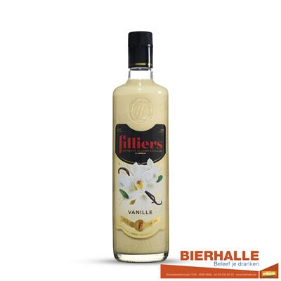 FILLIERS VANILLE 17% 70CL