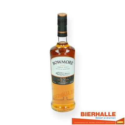 WHISKY BOWMORE 12Y 70CL 40%