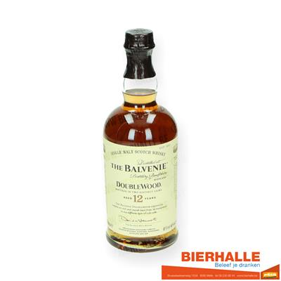 WHISKY BALVENIE 12J DOUBLE WOOD 70CL 40%