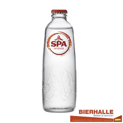 SPA INTENSE 25CL *GLAS *SPUIT