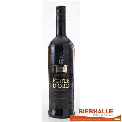 FORTE D'ORO ROOD 1500CL 16,9%