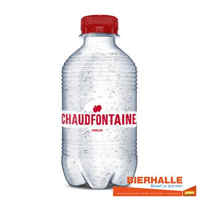 CHAUDFONTAINE SPUIT 33CL PET