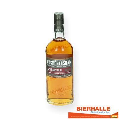 WHISKY AUCHENTOSHAN 12J 40% 70CLTRIPLE DISTILLED