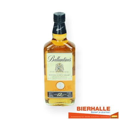 WHISKY BALLANTINE 12J 70CL - 40%