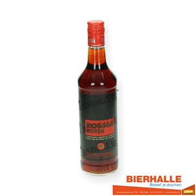 ROSSIA ROTER 19%*70CL