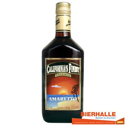 CALIFORNIA AMARETTO 21% 70CL