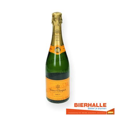 CHAMP V.CLICQUOT BRUT 75CL