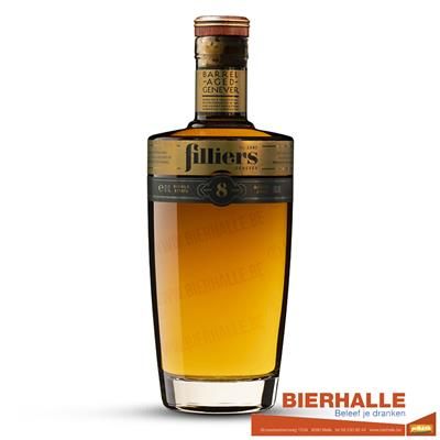 JENEVER FILLIERS BARREL AGED 8 YEAR 40% 70CL