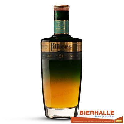 JENEVER FILLIERS BARREL AGED 21 YEAR 46% 70CL