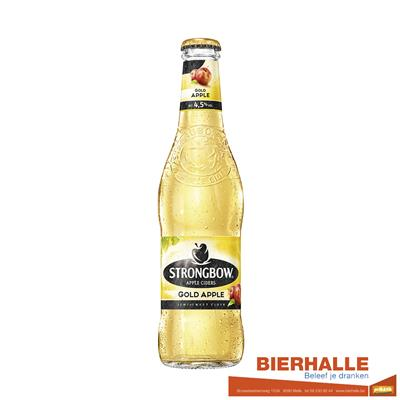 STRONGBOW GOLD APPLE 33CL - CIDER
