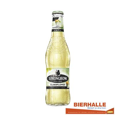 STRONGBOW ELDERFLOWER 33CL
