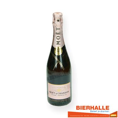 CHAMPAGNE MOET CHANDON IMPERIAL ROSE 75CL