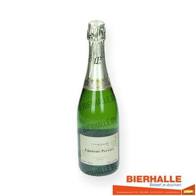CHAMPAGNE LAURENT PERRIER DEMI-SEC 75CL