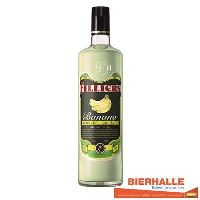 FILLIERS BANANA 17% 70CL