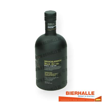 WHISKY BRUICHLADDICH BLACK ART 70CL