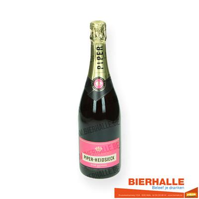 CHAMPAGNE PIPER HEIDSIECK ROSE 75CL