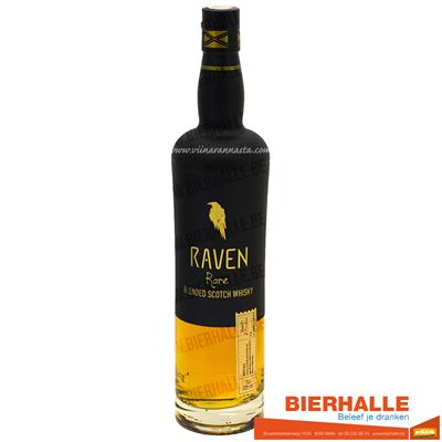 BLENDED SCOTCH WHISKY RAVEN 70CL 40%