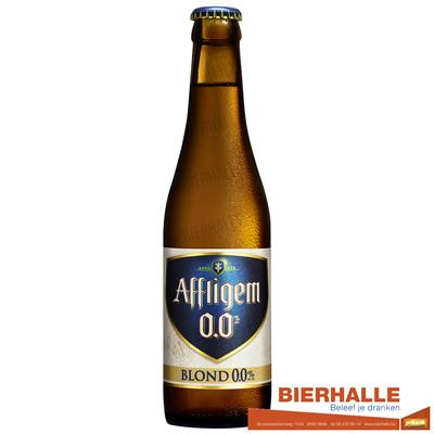 AFFLIGEM BLOND 0,0% 33CL