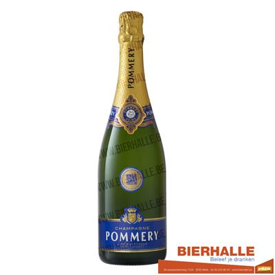 CHAMPAGNE POMMERY BRUT 75CL