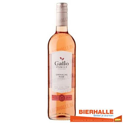 ROSE GALLO FAMILY VINEYARDS GRENACHE 75CL *18