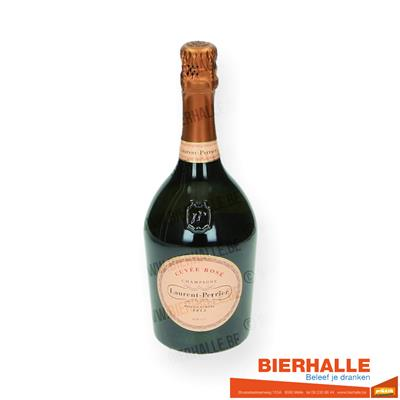 CHAMPAGNE LAURENT PERRIER ROSE 75CL