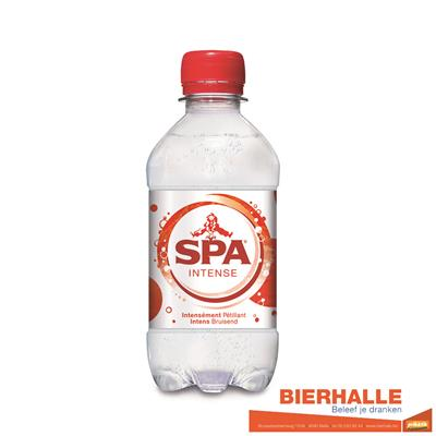 SPA INTENSE 33CL *PET *SPUIT