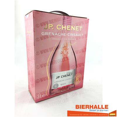 BAG-IN-BOX JP. CHENET ROSE - CINSAULT 3L