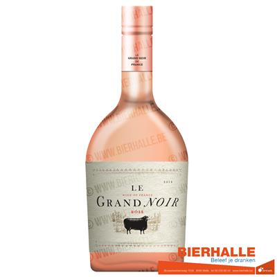 ROSE LE GRAND NOIR 75CL *2019