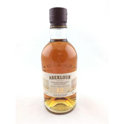 WHISKY ABERLOUR 12Y DOUBLE CASK MATURED 70CL 40%