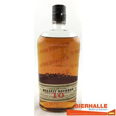 WHISKEY BULLEIT 10 YEARS 70CL - 45.6% BOURBON