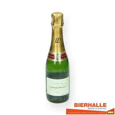 CHAMPAGNE LAURENT PERRIER BRUT 37,5CL
