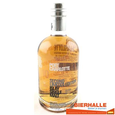 WHISKY BRUICHLADDICH PORT CHARLOTTE 10 YEAR 70CL