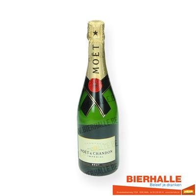 CHAMPAGNE MOET CHANDON 75CL BRUT